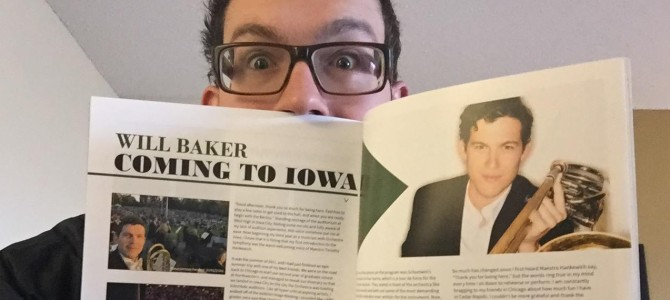 Coming to Iowa – Overture Magazine