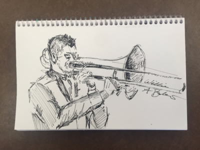 trombone, recital, seiso, almelien