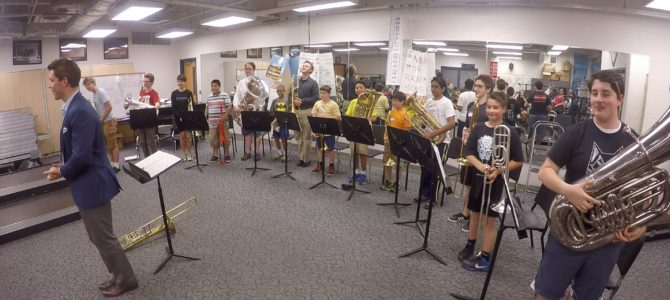 Chicago Low Brass Camp Recap