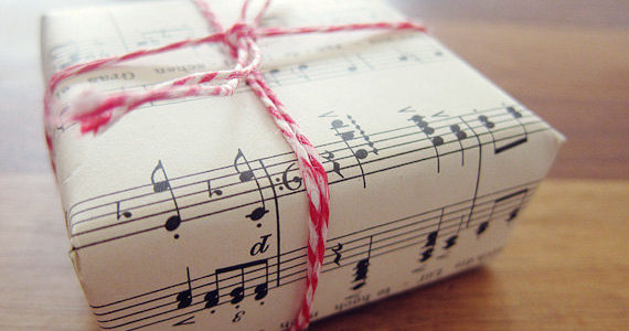Gifts for a musician