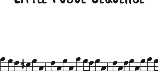 Bach – Little Fugue Sequence