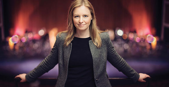 San Francisco Symphony – GEMMA NEW CONDUCTS BEETHOVEN'S NINTH