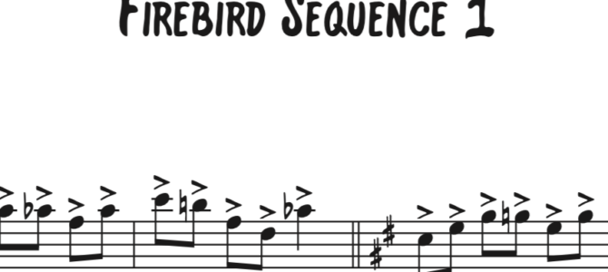 Stravinsky – Firebird Sequence 1