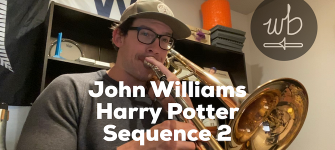 John Williams – Harry Potter Sequence 2