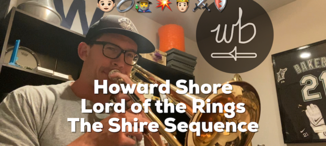 Howard Shore – Lord of the Rings – The Shire Sequence
