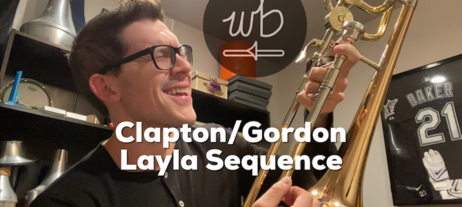 Clapton/Gordon – Layla Sequence