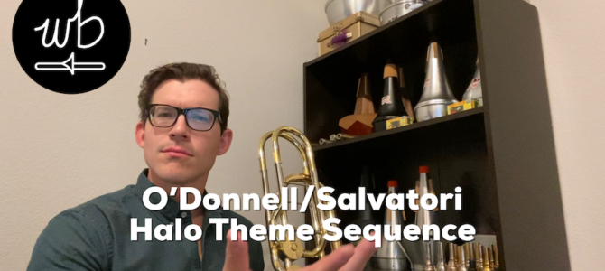 O'Donnell/Salvatori – Halo Theme Sequence