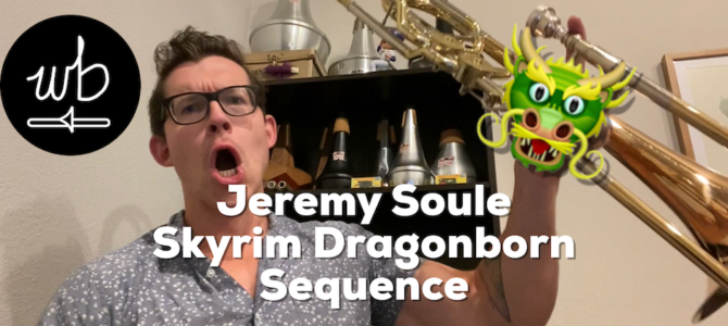 Soule – Skyrim Dragonborn Sequence