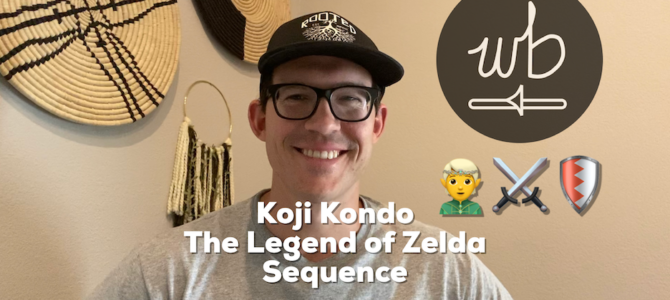 Kondo – The Legend of Zelda Sequence