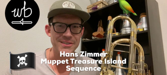 Zimmer – Muppet Treasure Island Sequence