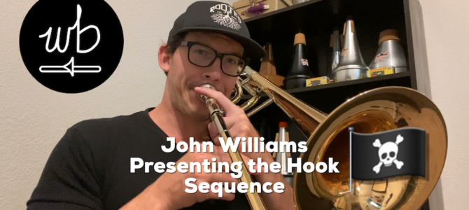 Williams – Presenting the Hook Sequence
