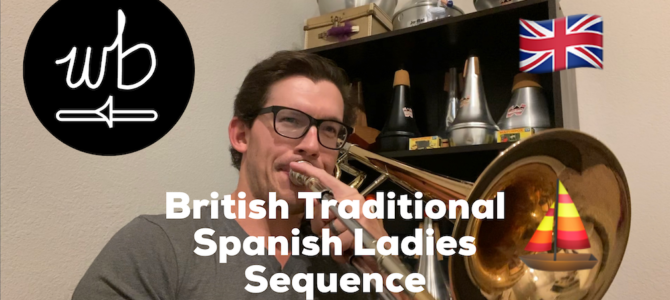 Spanish Ladies Sequence