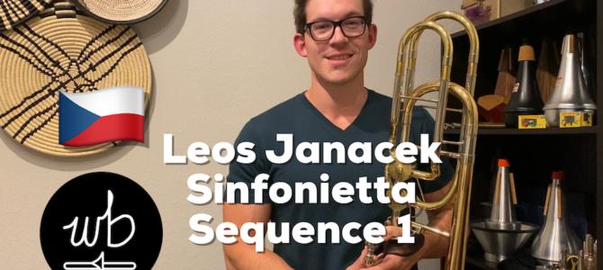 Leos Janacek – Sinfonietta Sequence 1