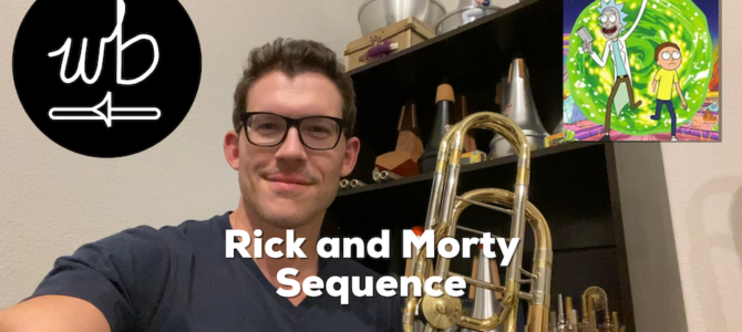 Ryan Elder – Rick and Morty Sequence