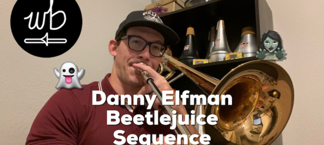 Danny Elfman – Beetlejuice Sequence