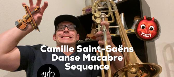 Camille Saint-Saëns – Danse Macabre Sequence
