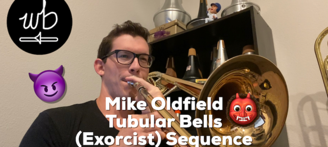 Mike Oldfield – Tubular Bells (Exorcist) Sequence