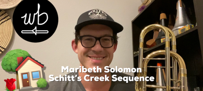 Maribeth Solomon – Schitt's Creek Sequence