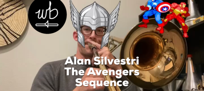 Alan Silvestri – The Avengers Sequence