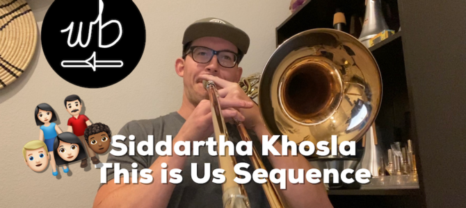 Siddartha Khosla – This Is Us Sequence