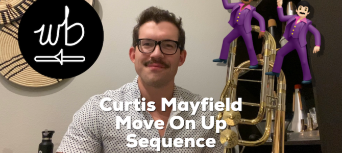Curtis Mayfield – Move On Up Sequence