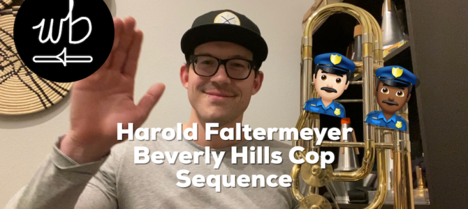 Harold Faltermeyer – Beverly Hills Cop Sequence