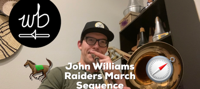 John Williams – Raiders March Sequence